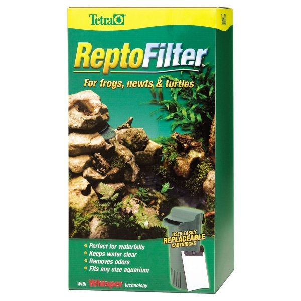 Reptofilter For Terrariums