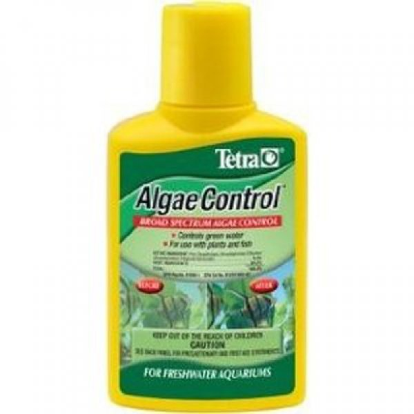 Algae Control For Aquariums / Size 100 Ml