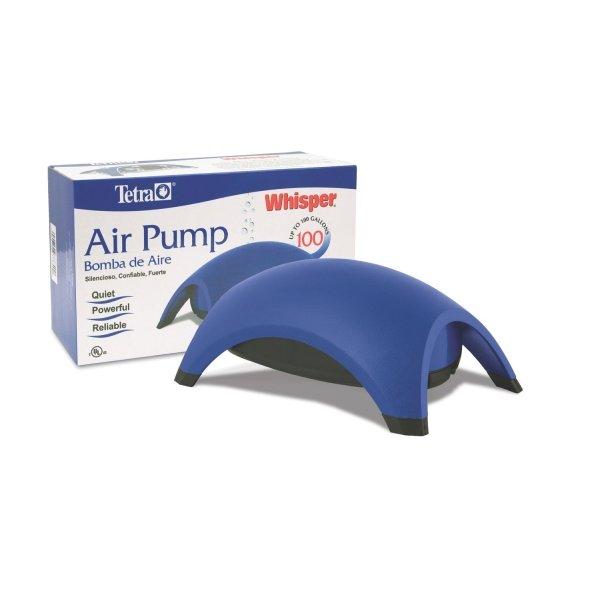 Whisper Aquarium Air Pumps / Model 100