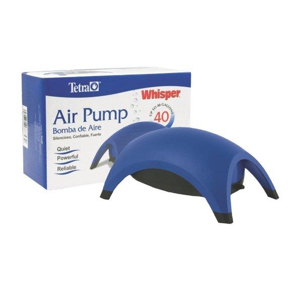 Whisper Aquarium Air Pumps / Model 40