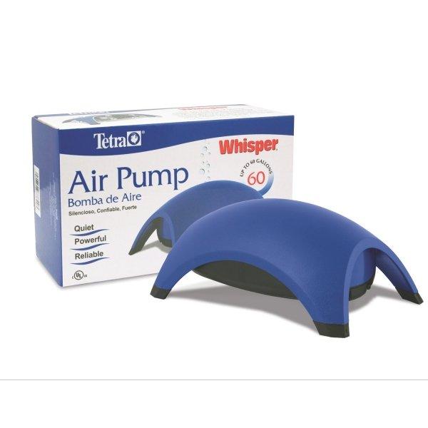 Whisper Aquarium Air Pumps / Model 60