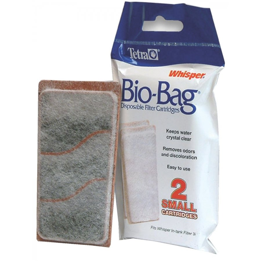 Whisper Bio Bag Cartridges / / Small/2pk/assembled