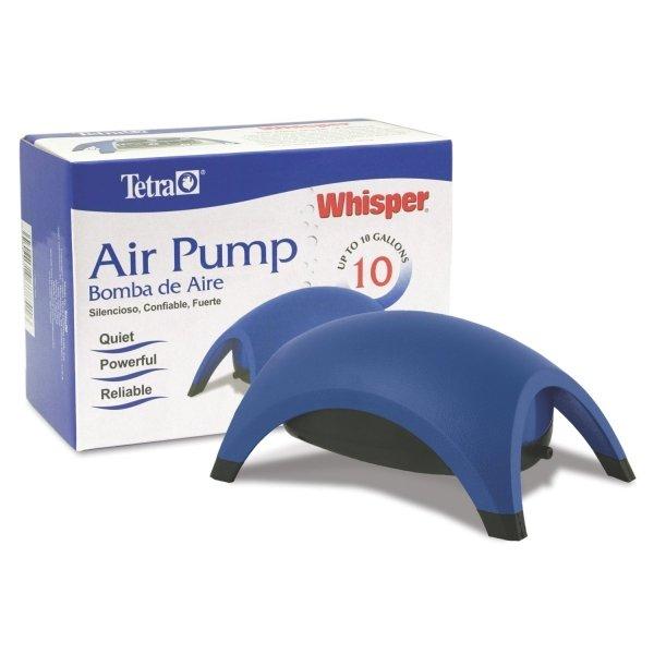 Whisper Aquarium Air Pumps / Model 10
