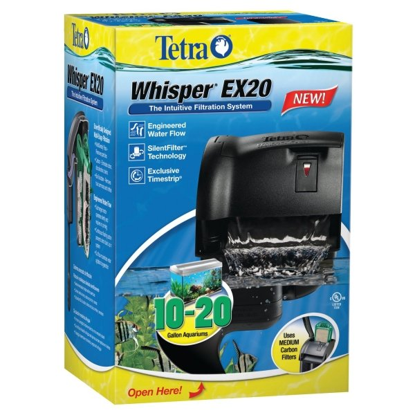 Whisper EX Filtration Systems / Size (EX20) Best Price