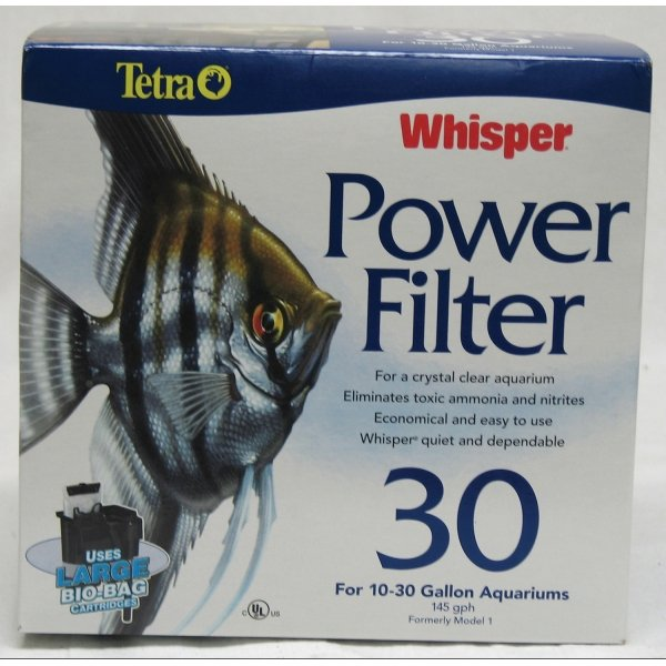 Whisper Power Aquarium Filter / Model (30) Best Price