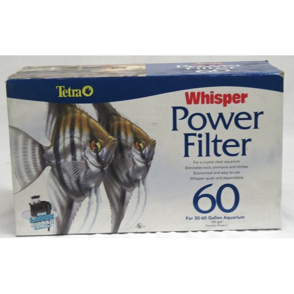Whisper Power Aquarium Filter / Model (60) Best Price