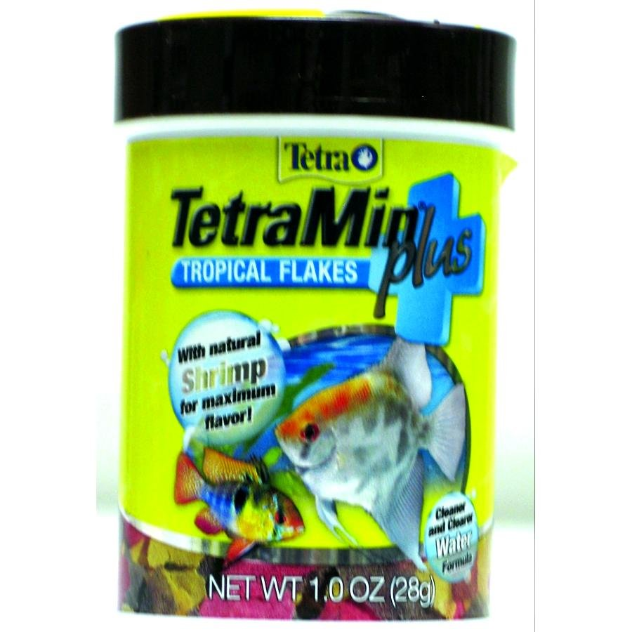 Tetramin Plus / Size 1 Oz.