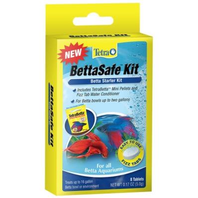 Tetra Bettasafe Kit 8 Pack