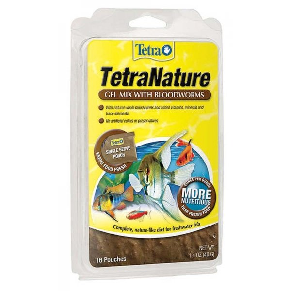 Tetra Bloodworm Gel Mix 16 Ct.