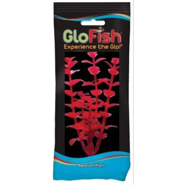 Glofish Aquarium Plant / Type (Starfire Red - Medium) Best Price
