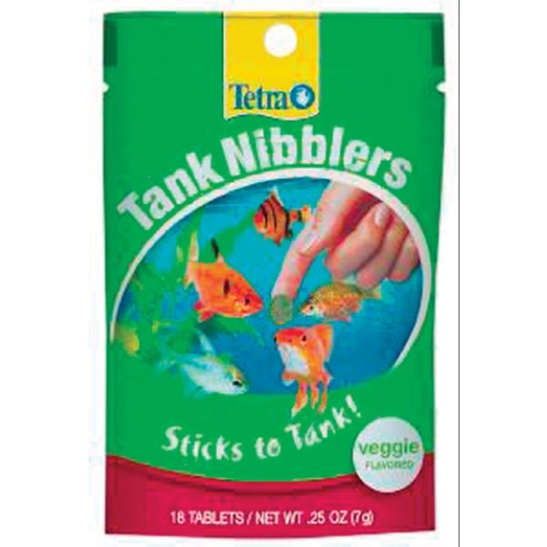 Tank Nibblers 18 ct. / 0.25 oz. / Flavor (Veggie) Best Price