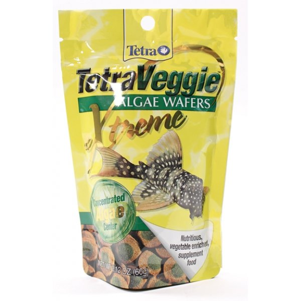 Tetraveggie Algae Wafers Extreme 2.12 Oz.