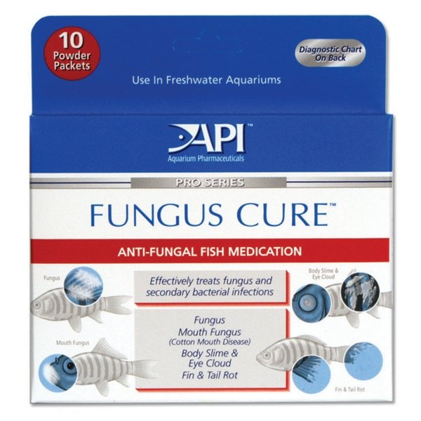 Fungus Cure Powder Packets For Fish