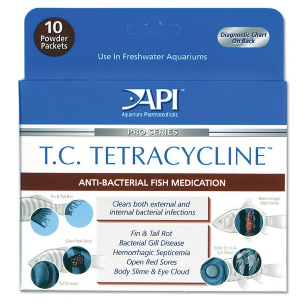 Tc Tetracycline Powder Packets