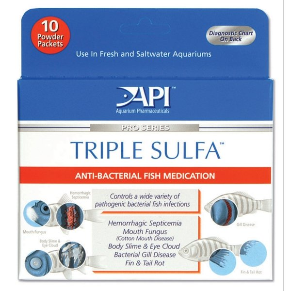 Triple Sulfa Powder Packets Best Price