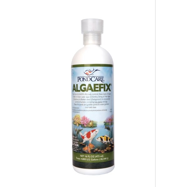 Algae Fix For Ponds / Size 16 Oz.