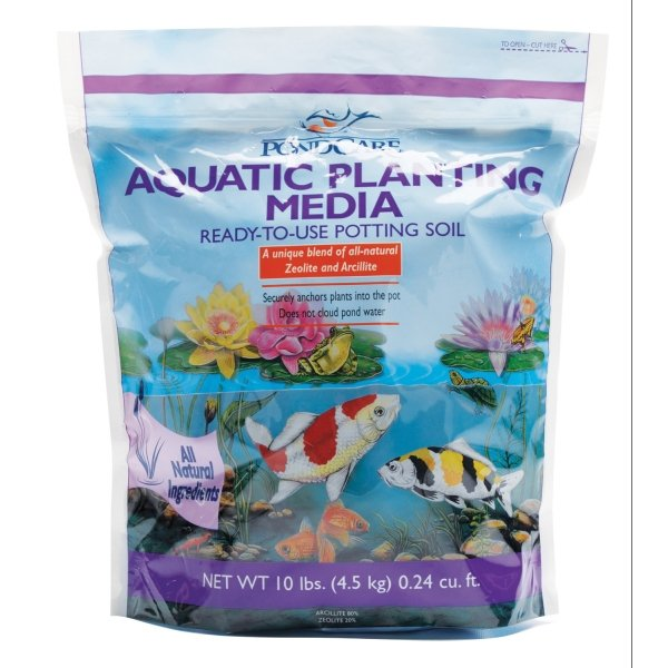 Pondcare Aquatic Planting Media 10 Lbs.
