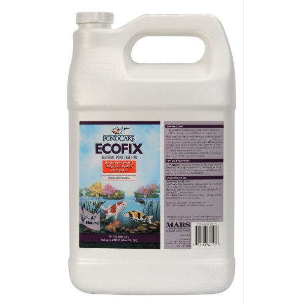 Pondcare Ecofix For Clear Water / Size Gallon
