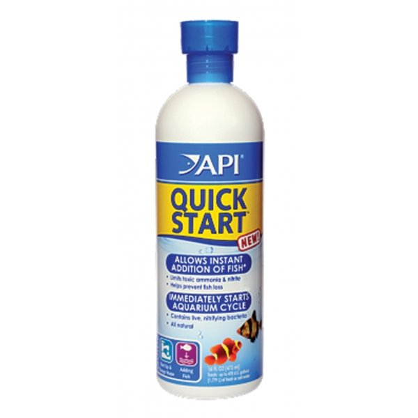 Api Pond Quick Start / Size 4 Oz.