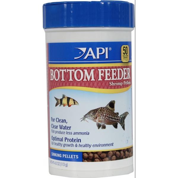 Bottom feeder shrimp pellet 4 ounce aquarium supplies for Bottom feeder aquarium fish
