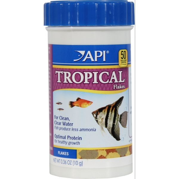 Api Mini Tropical Premium Pellets 1.7 oz. Best Price