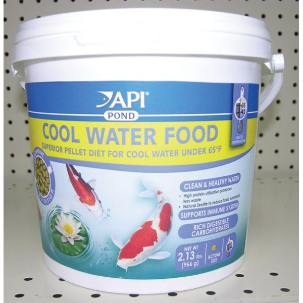 Api Pond - Cool Water Food - 34 oz. Best Price