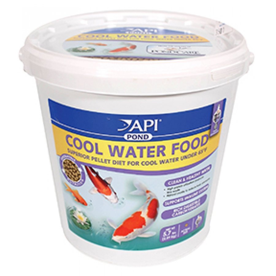 Api Pond Cool Water Food / Size 5.7 Lb.