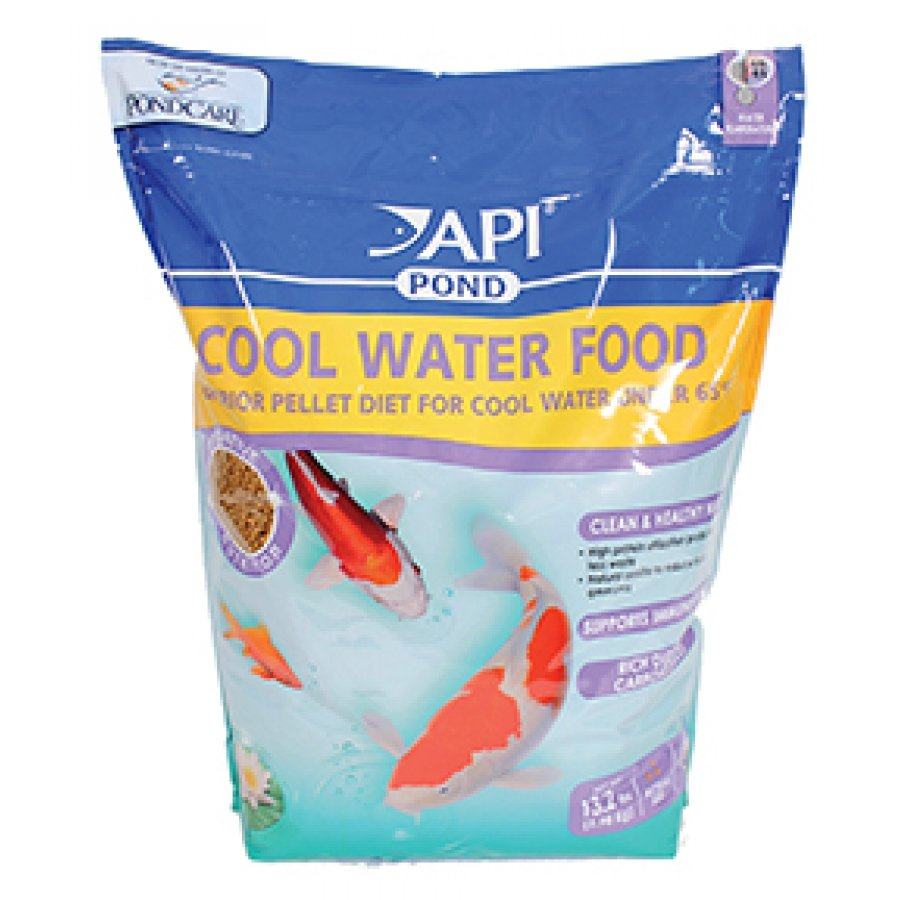 Api Pond Cool Water Food / Size 13.2 Lb.