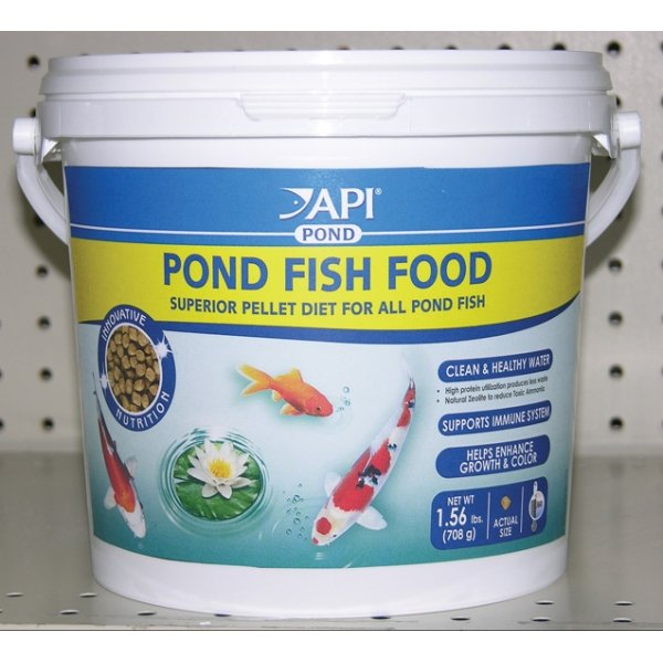 Api Pond - Pond Fish Food / Size (4.2 lbs.) Best Price