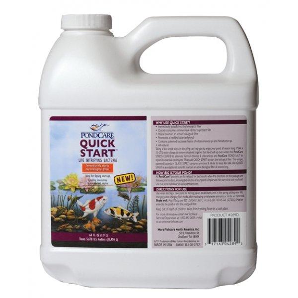Pondcare Quick Start / Size (64 oz.) Best Price