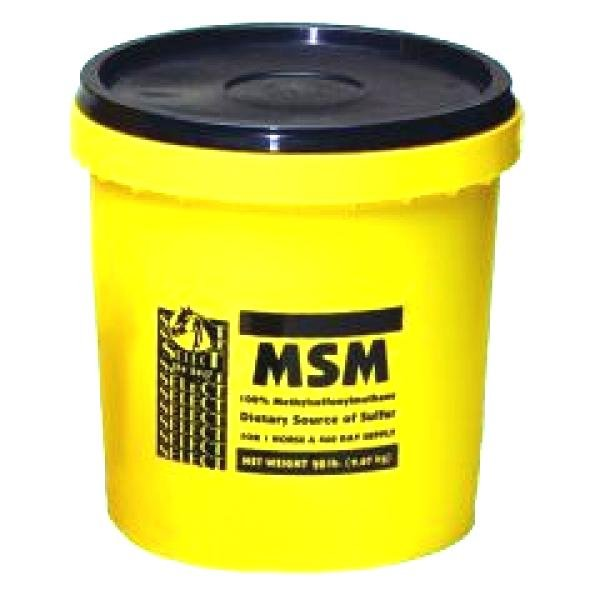 MSM Powder for Horses - 20 lbs Best Price