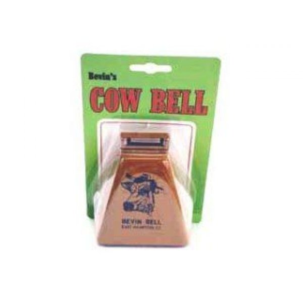 Long Distance Cow Bell - 3 3/8 in Best Price