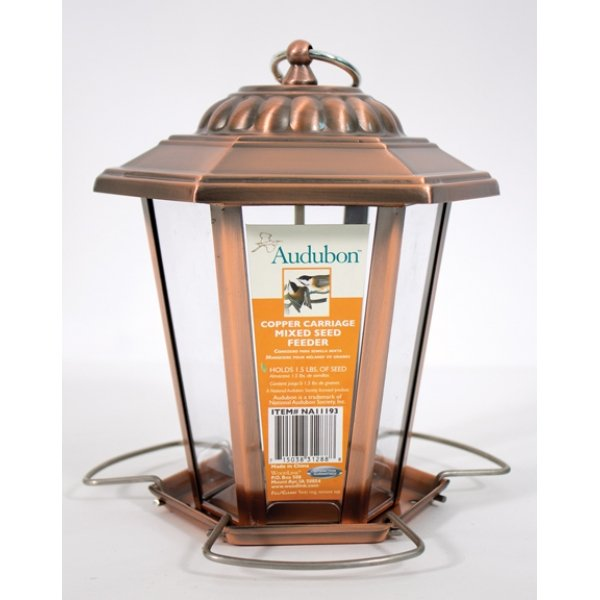 Carriage Lantern Feeder 1.5 Lb.