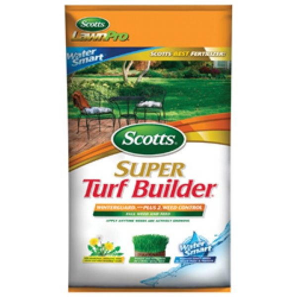 Scotts Turf Builder WinterGuard w/Weed Control / Size (5 000 s ft) Best Price