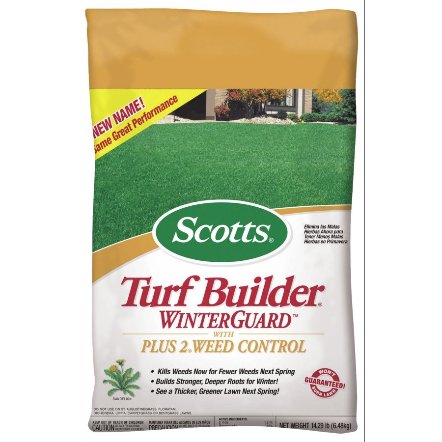 Scotts Turf Builder Winterguard W Weed Control Landscape