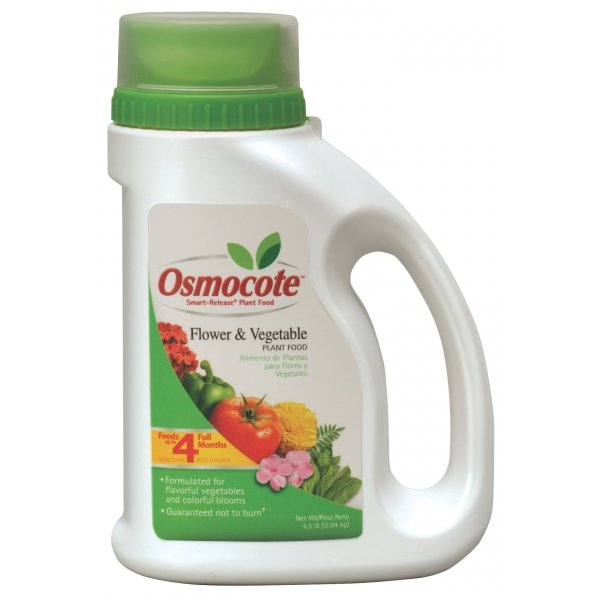 Osmocote Flower and Veg Plant Food 4.5 lbs Best Price