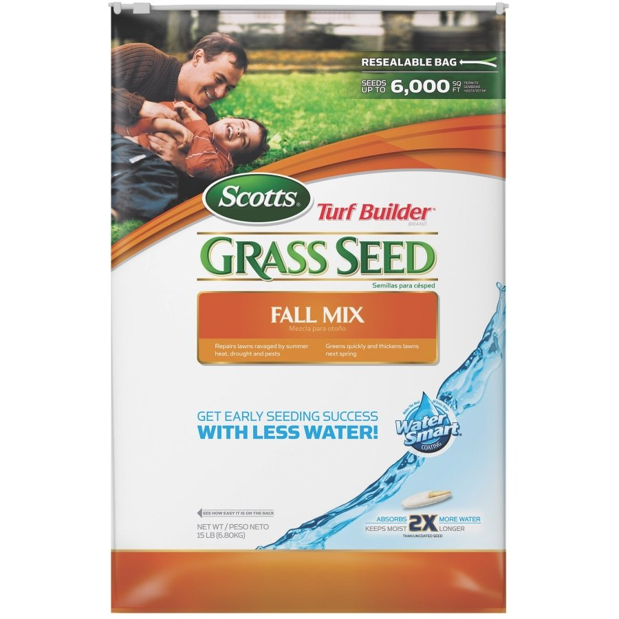 Scotts Turf Builder Fall Mix - 15 lbs. Best Price