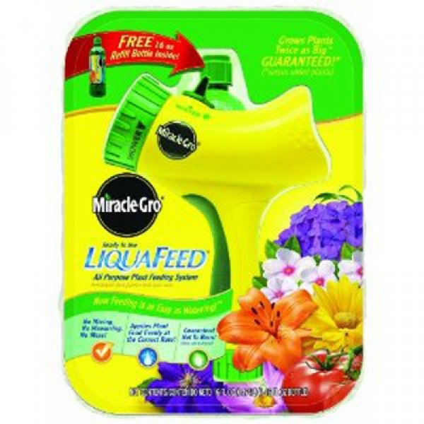 Miracle Gro Liquafeed Starter Kit Best Price