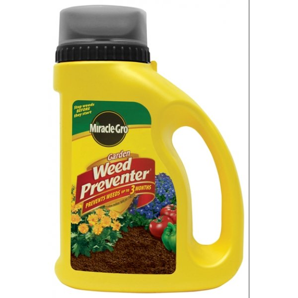 Miracle Gro Garden Weed Prevention - 5 lbs. Best Price