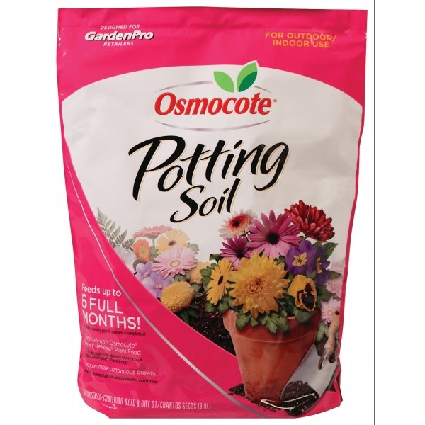 Osmocote Potting Mix 8 qt. (Case of 6) Best Price