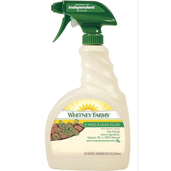 Whitney Farms Weed and Grass Killer 32 oz. ea. (Case of 6) Best Price