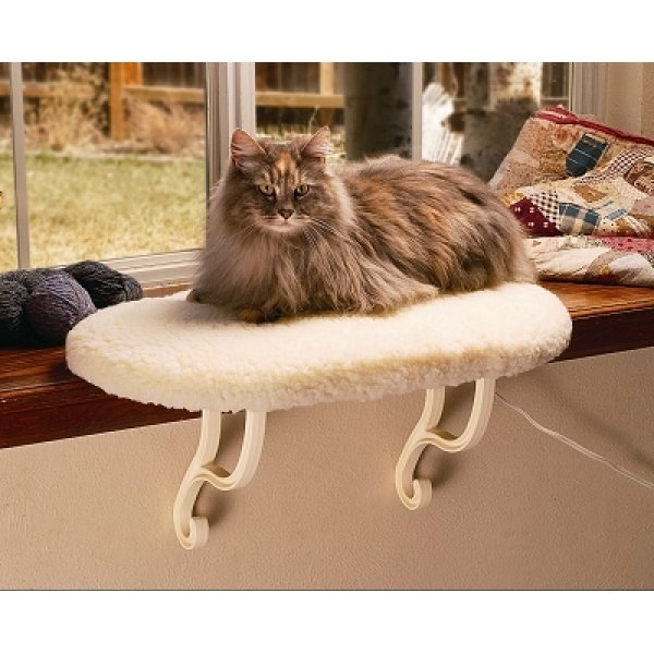 Thermo Kitty Sill Heated Cat Window Seat / Type (Heated) Best Price