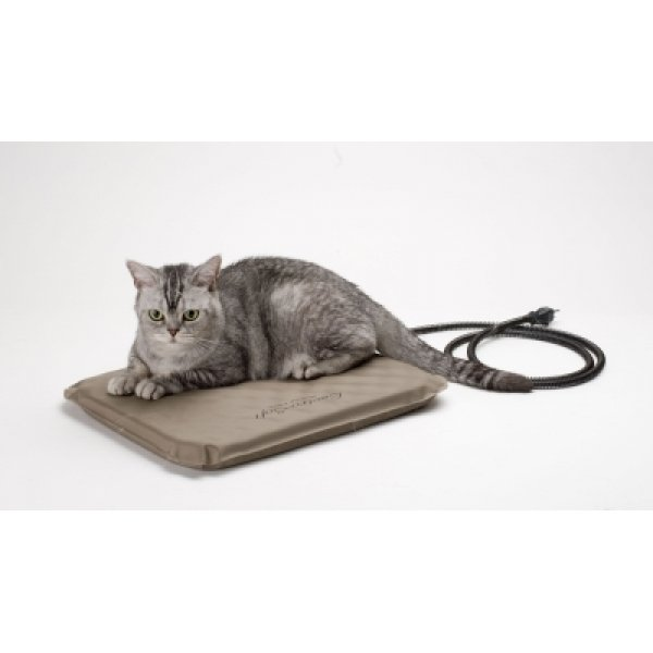Lectro Soft Outdoor Heated Pet Bed / Size Small