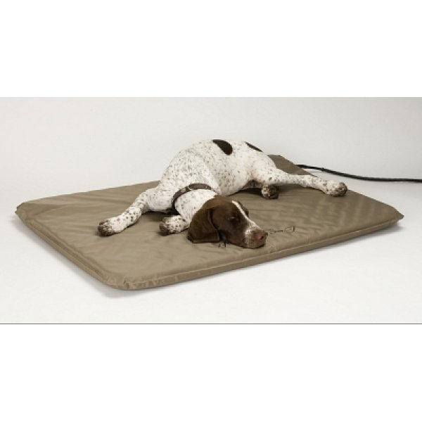 Lectro Soft Outdoor Heated Pet Bed Dog Products GregRobert