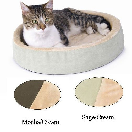 Thermo Kitty Cuddle Up / Color Mocha