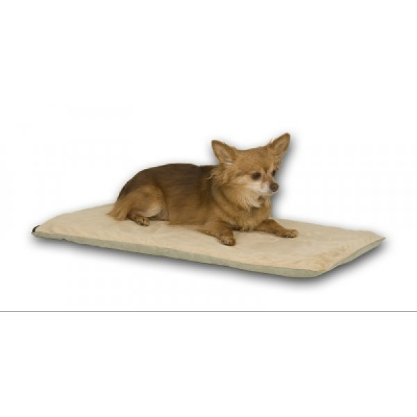 Thermo Pet Mat Small Dog Bed / Color Mocha