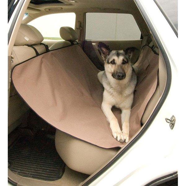 Car Seat Pet Cover / Color Tan