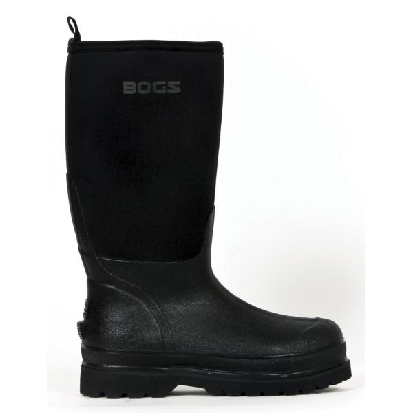 Bogs Mens Black Rancher Boot / Size (10) Best Price