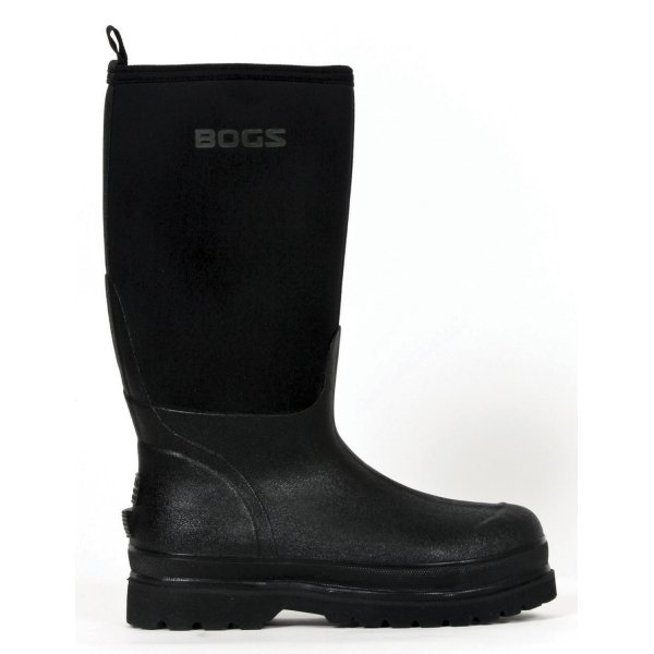 Bogs Mens Black Rancher Boot / Size (11) Best Price