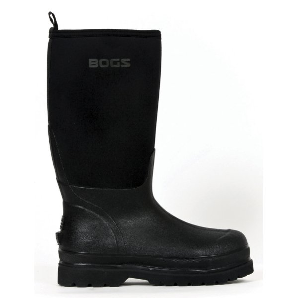 Bogs Mens Black Rancher Boot / Size (12) Best Price